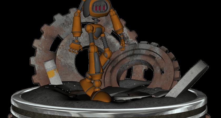 """Robot węszący bomby przeprojektowany tak, aby """"wyczuwał"""" koronawirusa z oddechu"""