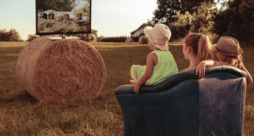 Ciekawe skutki oglądania tv przez dzieci