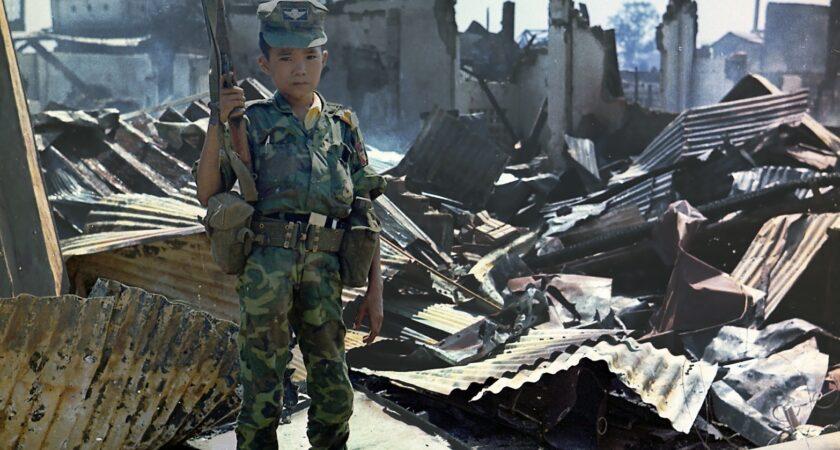 Międzynarodowy Dzień przeciwko Wykorzystywaniu Dzieci jako Żołnierzy